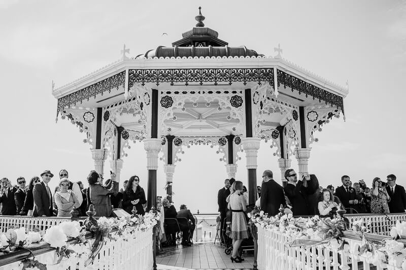 Brighton Bandstand, weddings at Brighton Bandstand, brighton beach weddings, brighton wedding photography, wedding photographer brighton