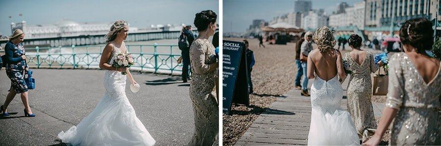 Brighton beach weddings, wedding photography brighton, wedding photographer brighton, brighton bandstand weddinsg, jacqui mcsweeney photography