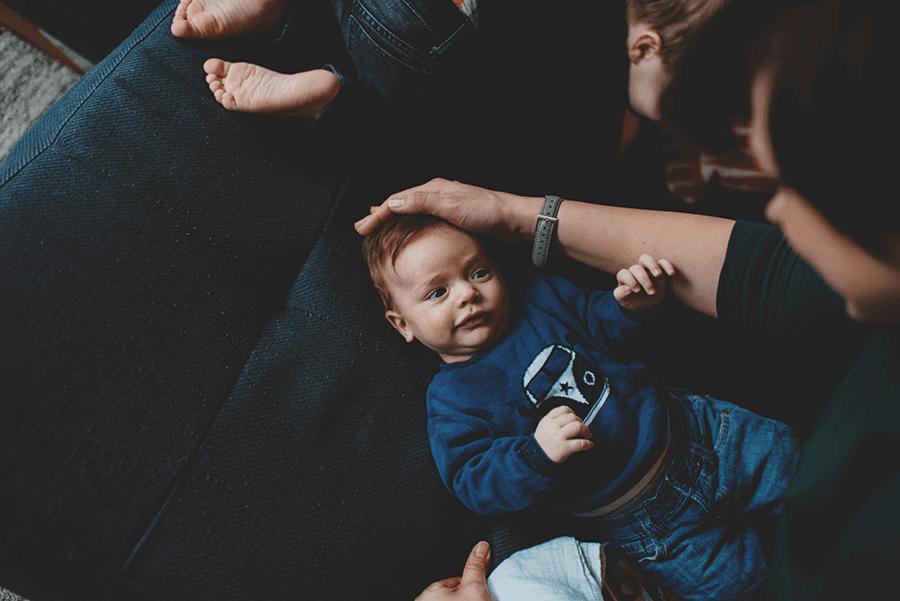 a brighton family shoot, documentary family photography