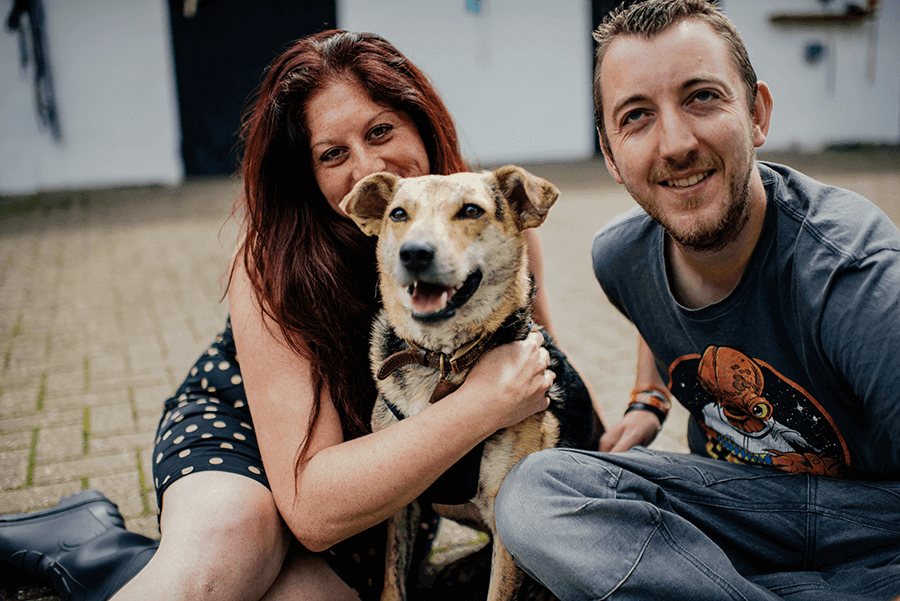 Jacqui McSweeney Photography, pre wedding shoot with dogs, dog family shoots
