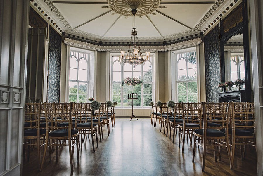Nonsuch Mansion ceremony room