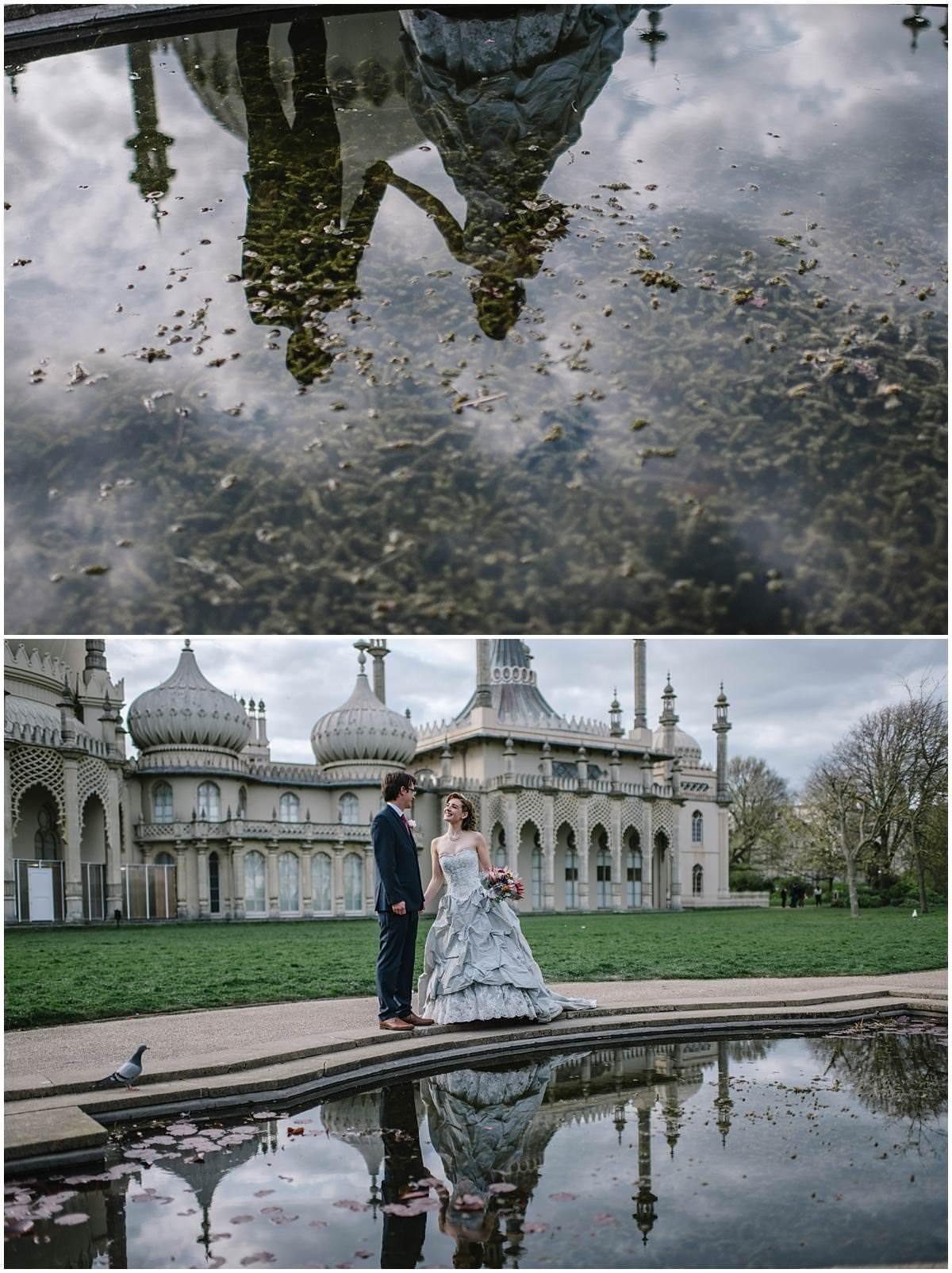 A Royal Pavilion Brighton Wedding