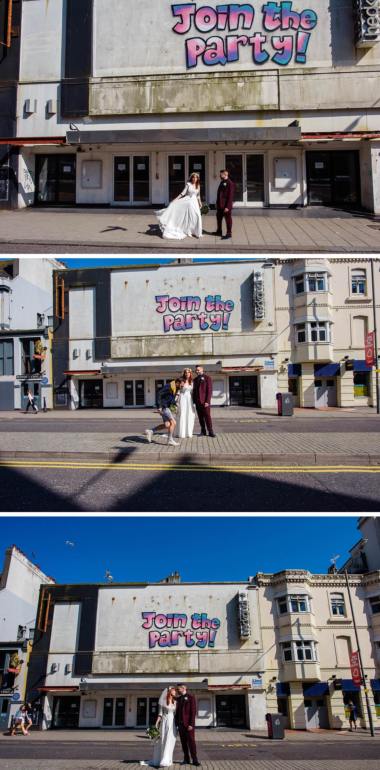 A Brighton Elopement