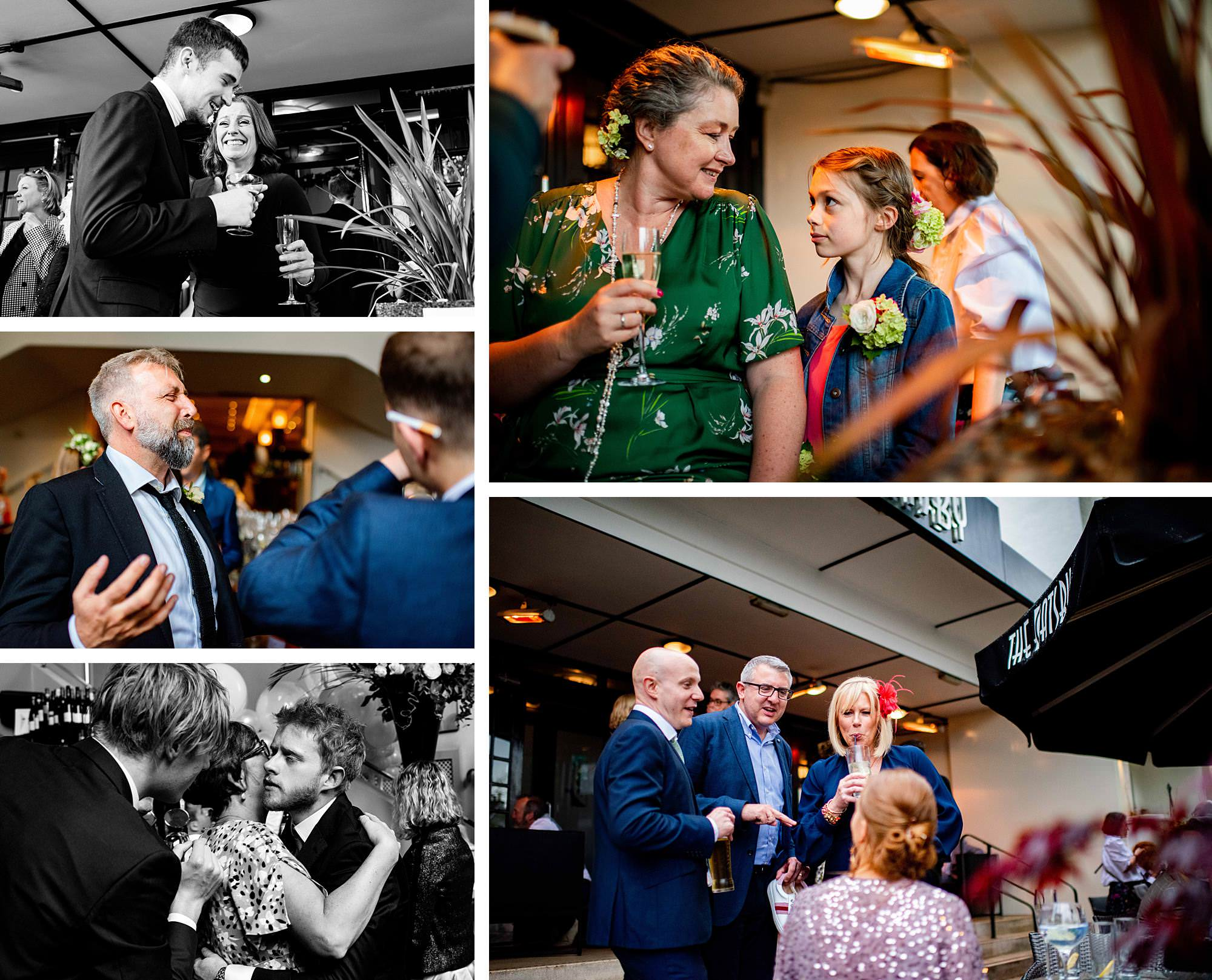 A wedding at The Gatsby Berkhampstead