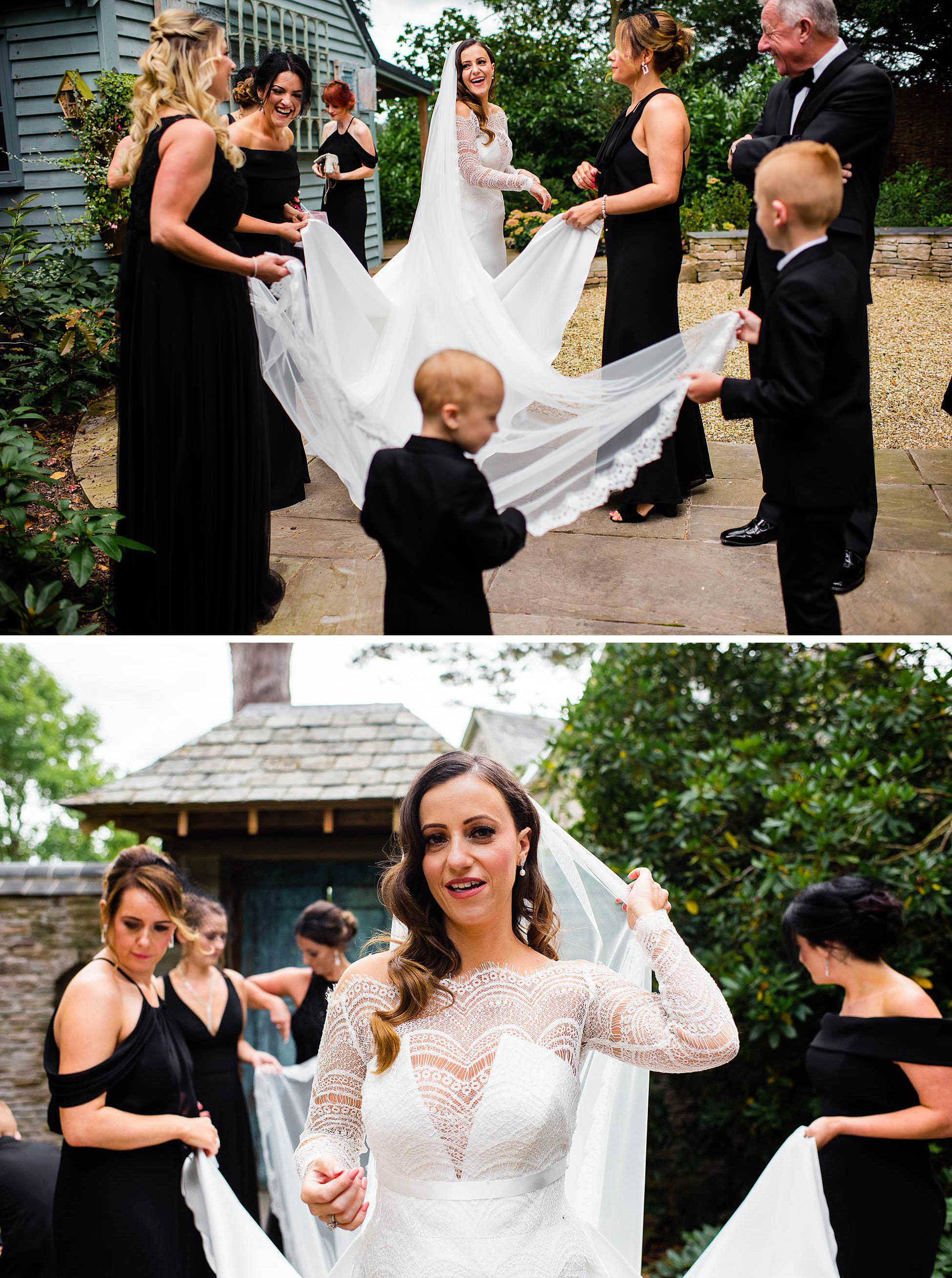 Lemore Manor wedding