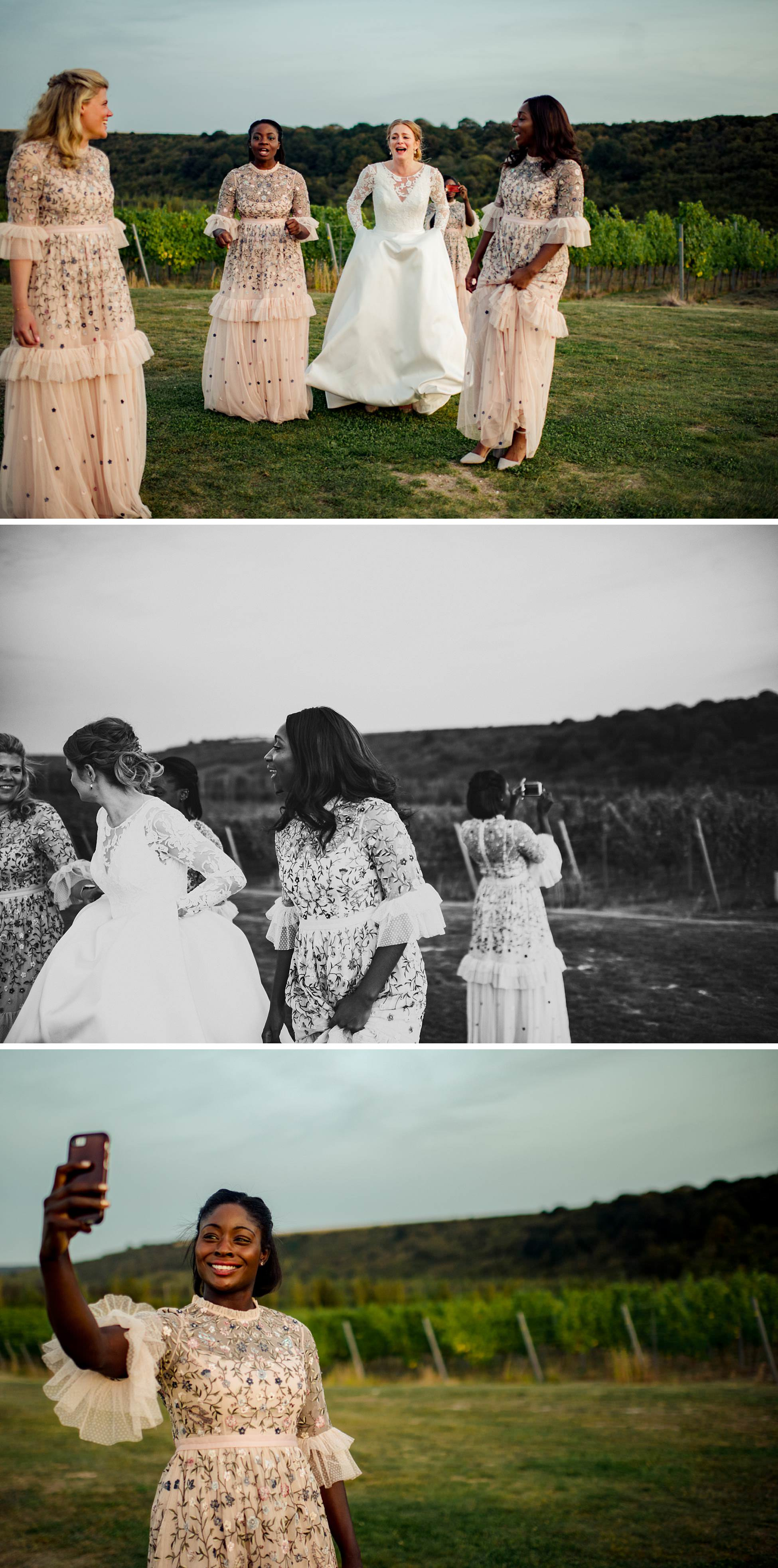 Sussex Vineyard Wedding